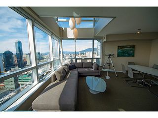 Photo 5: # 3306 833 SEYMOUR ST in Vancouver: Downtown VW Condo for sale (Vancouver West)  : MLS®# V1055837