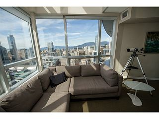 Photo 8: # 3306 833 SEYMOUR ST in Vancouver: Downtown VW Condo for sale (Vancouver West)  : MLS®# V1055837