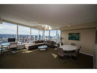 Photo 2: # 3306 833 SEYMOUR ST in Vancouver: Downtown VW Condo for sale (Vancouver West)  : MLS®# V1055837