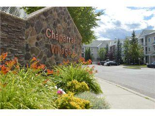 Photo 1: 1304 11 CHAPARRAL RIDGE Drive SE in CALGARY: Chaparral Condo for sale (Calgary)  : MLS®# C3633487