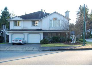 Photo 1: 3318 WILLERTON CT in Coquitlam: Burke Mountain House for sale : MLS®# V1102000