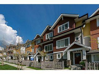 Photo 11: # 11 1219 BURKE MOUNTAIN ST in Coquitlam: Burke Mountain Condo for sale : MLS®# V1118478