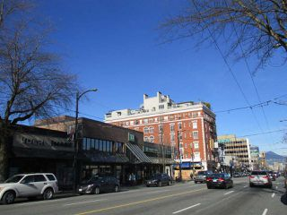 Photo 12: 703 1333 W 11TH AVENUE in Vancouver: Fairview VW Condo for sale (Vancouver West)  : MLS®# R2032039