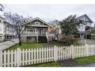 Photo 1: 2085 W 45TH AVENUE in Vancouver: Kerrisdale House for sale (Vancouver West)  : MLS®# R2147366
