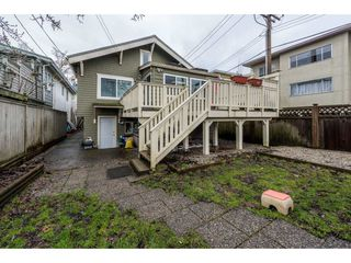 Photo 18: 2085 W 45TH AVENUE in Vancouver: Kerrisdale House for sale (Vancouver West)  : MLS®# R2147366