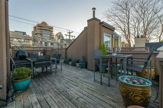 Photo 3: 1221 W 8TH AVENUE in Vancouver: Fairview VW Townhouse for sale (Vancouver West)  : MLS®# R2338842