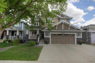 Photo 1: 2427 SAN FORTUNATO ST NW in Edmonton: Zone 27 House for sale : MLS®# E4160528