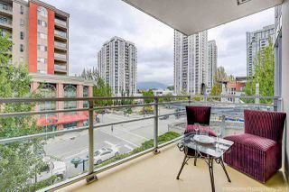 "Main Photo: 503 2978 GLEN Drive in Coquitlam: North Coquitlam Condo for sale in ""GRAND CENTRAL 1"" : MLS®# R2397866"