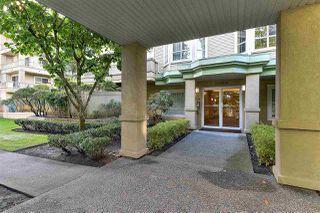 """Photo 2: 109 15268 105 Avenue in Surrey: Guildford Condo for sale in """"GEORGIAN GARDENS"""" (North Surrey)  : MLS®# R2427829"""