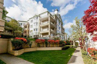 """Photo 1: 109 15268 105 Avenue in Surrey: Guildford Condo for sale in """"GEORGIAN GARDENS"""" (North Surrey)  : MLS®# R2427829"""