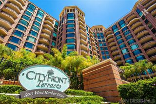 Photo 22: DOWNTOWN Condo for sale : 2 bedrooms : 500 W Harbor Dr #1021 in San Diego