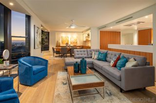 Photo 4: DOWNTOWN Condo for sale : 2 bedrooms : 500 W Harbor Dr #1021 in San Diego