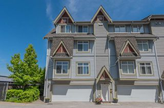 """Main Photo: 14 9277 121 Street in Surrey: Queen Mary Park Surrey Townhouse for sale in """"MAPLE MEADOWS"""" : MLS®# R2466065"""