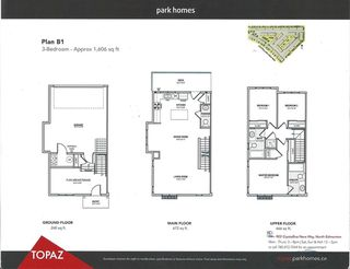 Photo 29: 112 903 CRYSTALLINA NERA Way in Edmonton: Zone 28 Townhouse for sale : MLS®# E4204581