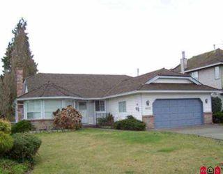 "Photo 1: 14072 17TH AV in White Rock: Sunnyside Park Surrey House for sale in ""Ocean Bluff"" (South Surrey White Rock)  : MLS®# F2602330"