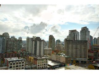 Photo 10: 1010 1010 HOWE Street in Vancouver: Downtown VW Condo for sale (Vancouver West)  : MLS®# V919564