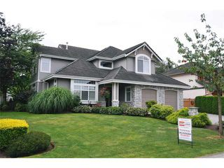 "Photo 1: 20260 125TH Avenue in Maple Ridge: Northwest Maple Ridge House for sale in ""THE HEATH"" : MLS®# V967850"