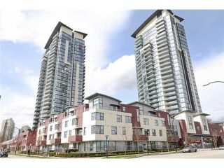 "Photo 1: 905 5611 GORING Street in Burnaby: Central BN Condo for sale in ""THE LEGACY"" (Burnaby North)  : MLS®# V970163"