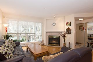 "Photo 5: 22 780 W 15TH Avenue in Vancouver: Fairview VW Townhouse for sale in ""SIXTEEN WILLOWS"" (Vancouver West)  : MLS®# V987109"