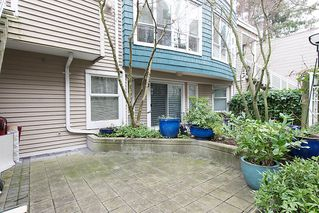 "Photo 25: 22 780 W 15TH Avenue in Vancouver: Fairview VW Townhouse for sale in ""SIXTEEN WILLOWS"" (Vancouver West)  : MLS®# V987109"