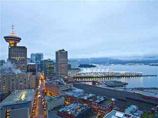 "Photo 20: 2910 128 W CORDOVA Street in Vancouver: Downtown VW Condo for sale in ""WOODWARDS"" (Vancouver West)  : MLS®# V987819"