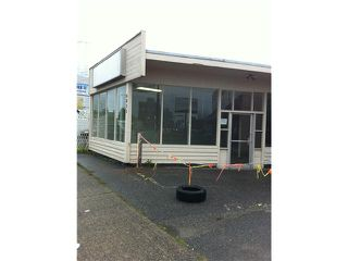 Photo 1: 6831 KINGSWAY in BURNABY: Highgate Commercial for sale (Burnaby South)  : MLS®# V4034963