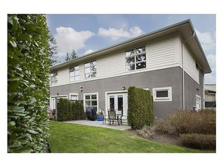 Photo 10: 38 3750 EDGEMONT Blvd in Capilano Highlands: Home for sale : MLS®# V999418