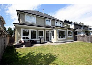 "Photo 16: 5134 BENTLEY Lane in Ladner: Hawthorne House for sale in ""BENTLEY LANE"" : MLS®# V1011680"