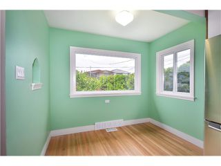 Photo 5: 2552 WILLIAM Street in Vancouver: Renfrew VE House for sale (Vancouver East)  : MLS®# V1015127