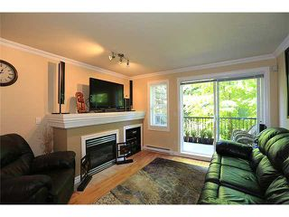 "Photo 2: 25 1561 BOOTH Avenue in Coquitlam: Maillardville Townhouse for sale in ""The Courcelles"" : MLS®# V1026526"