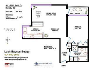 Photo 6: 307 9280 Salish Court in Burnaby: Sullivan Heights Condo for sale (Burnaby North)  : MLS®# v1030365