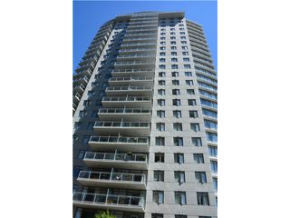 "Photo 1: 3205 898 CARNARVON Street in New Westminster: Downtown NW Condo for sale in ""AZURE 1 @ PLAZA 88"" : MLS®# V1078443"