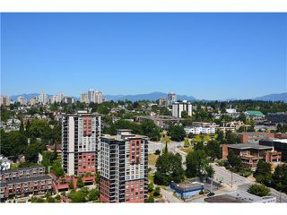 "Photo 5: 3205 898 CARNARVON Street in New Westminster: Downtown NW Condo for sale in ""AZURE 1 @ PLAZA 88"" : MLS®# V1078443"
