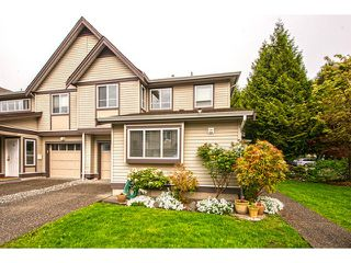 Photo 1: # 26 21801 DEWDNEY TRUNK RD in Maple Ridge: West Central Condo for sale : MLS®# V1119718