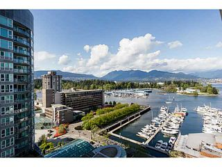 Main Photo: 1501 535 NICOLA Street in Vancouver: Coal Harbour Condo for sale (Vancouver West)  : MLS®# V1120857