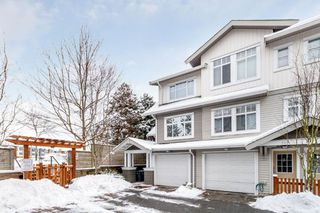 Photo 1: 110 16177 83 AVENUE in Surrey: Fleetwood Tynehead Townhouse for sale : MLS®# R2340089