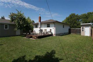 Photo 18: 936 Dugas Street in Winnipeg: Windsor Park Residential for sale (2G)  : MLS®# 1922217