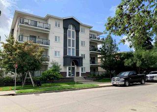 Photo 1: 101 9905 81 Avenue in Edmonton: Zone 17 Condo for sale : MLS®# E4174358
