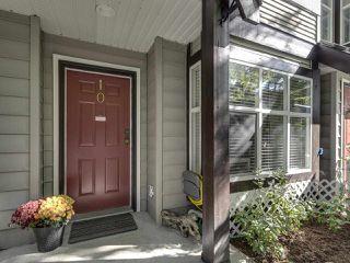 "Main Photo: 10 11757 236 Street in Maple Ridge: Cottonwood MR Townhouse for sale in ""Galiano"" : MLS®# R2409818"