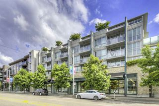 """Photo 19: 410 1680 W 4TH Avenue in Vancouver: False Creek Condo for sale in """"Mantra"""" (Vancouver West)  : MLS®# R2414688"""