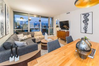 """Photo 4: 410 1680 W 4TH Avenue in Vancouver: False Creek Condo for sale in """"Mantra"""" (Vancouver West)  : MLS®# R2414688"""