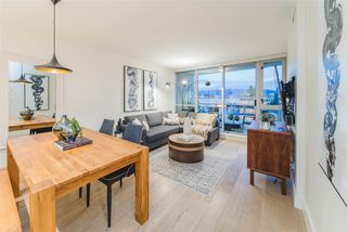 """Photo 5: 410 1680 W 4TH Avenue in Vancouver: False Creek Condo for sale in """"Mantra"""" (Vancouver West)  : MLS®# R2414688"""