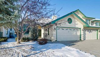 Photo 1: 1046 CARTER CREST Road in Edmonton: Zone 14 House Half Duplex for sale : MLS®# E4181280