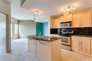 Photo 3: 4510 5605 HENWOOD Street SW in Calgary: Garrison Green Apartment for sale : MLS®# C4281677
