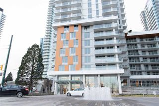 "Photo 1: 2105 455 SW MARINE Drive in Vancouver: Marpole Condo for sale in ""W1"" (Vancouver West)  : MLS®# R2442897"