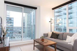 "Photo 3: 2105 455 SW MARINE Drive in Vancouver: Marpole Condo for sale in ""W1"" (Vancouver West)  : MLS®# R2442897"