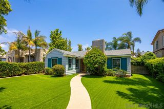 Main Photo: CORONADO VILLAGE House for sale : 3 bedrooms : 951-55 B Ave in CORONADO