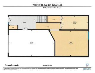 Photo 39: #706 3130 66 AV SW in Calgary: Lakeview House for sale : MLS®# C4286507