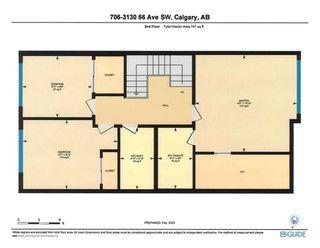 Photo 38: #706 3130 66 AV SW in Calgary: Lakeview House for sale : MLS®# C4286507