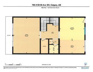 Photo 37: #706 3130 66 AV SW in Calgary: Lakeview House for sale : MLS®# C4286507